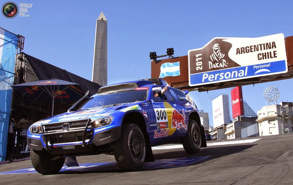 Dakar 2011 - 2014