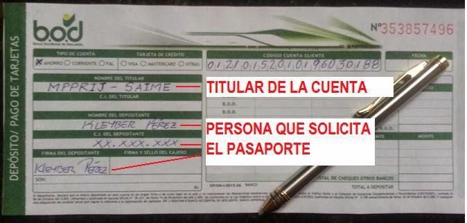 Pasaportes venezuela bancos para pagar pasaporte for Banco exterior caracas