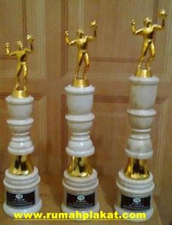 piala marmer trophy, harga piala murah, harga piala 1 set, 0812.3365.6355, www.rumahplakat.com