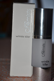 Wrinkle Killer bottle