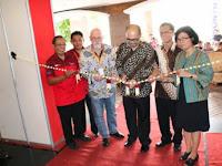 Liliek Setyawan dari Asosiasi Pertekstilan Indonesia Resmi Membuka IAPE SOLO 2015