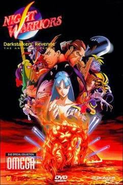 descargar Night Warriors: Darkstalkers' Revenge en Español Latino