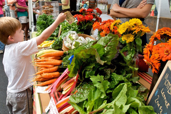 Ultimate Bootcamp - Boston Fitness: Farmers Markets in ...