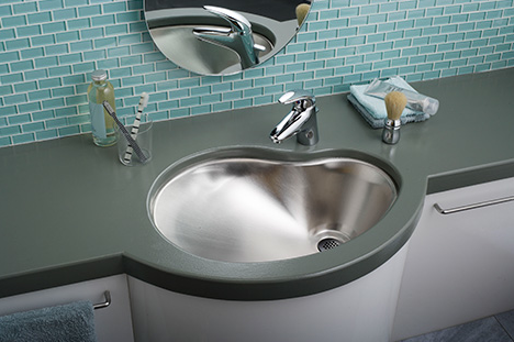 Elkay Mystic Puddle Kitchen Sink U0026 Puddle Bathroom Sink   New Mystic Sinks