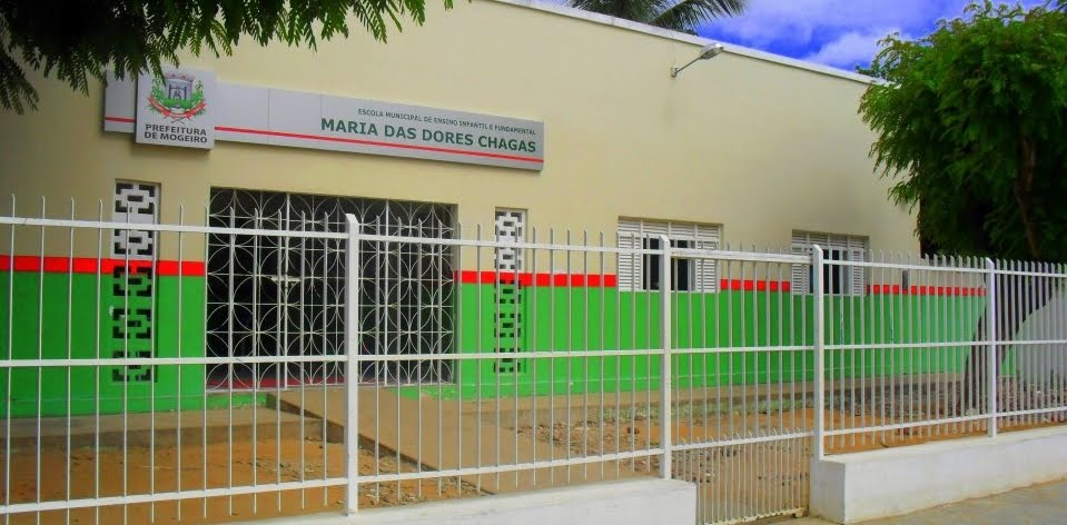Escola M.E.I.F. Maria das Dores Chagas