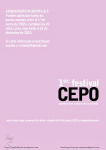 I Festival CEPO
