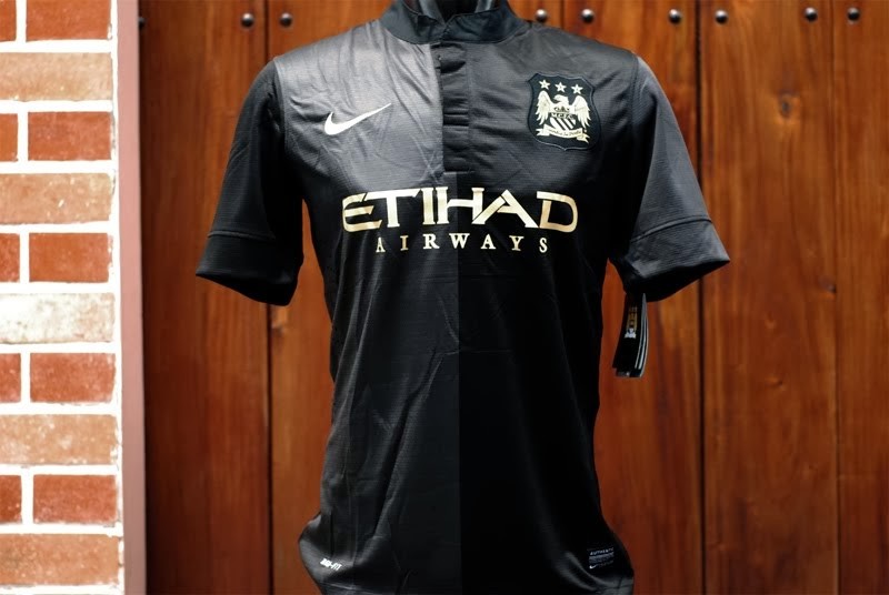 Man.City Away Season 13/14 Official
