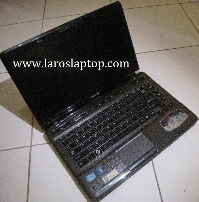 Harga Laptop Second TOSHIBA P745 Build-up