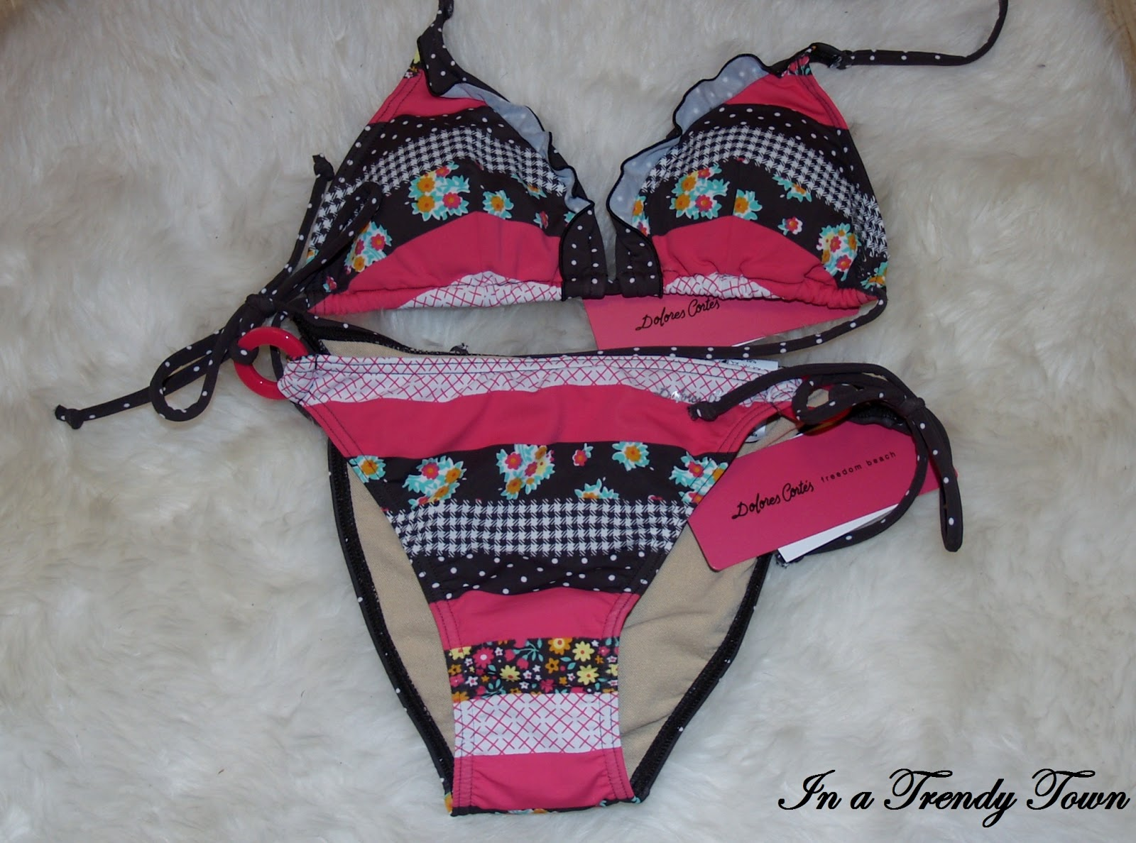 Bikini Dolores Cortés