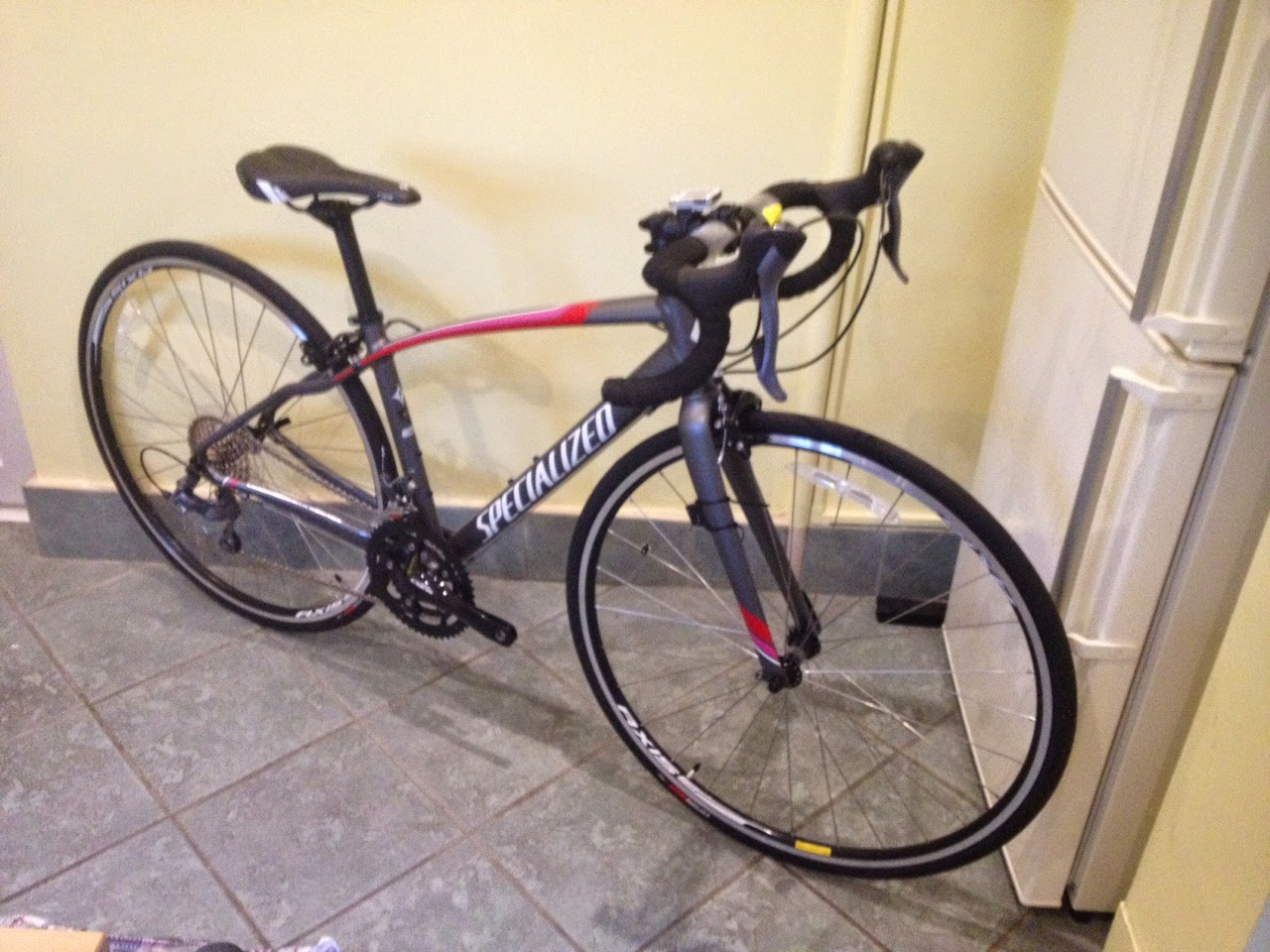 Specialized Dolce Cycle Surgery
