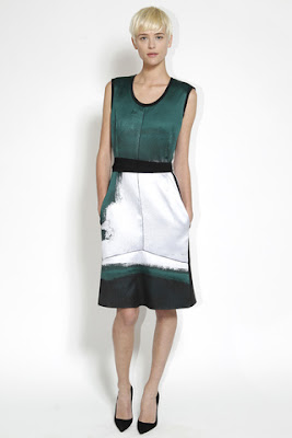 Narciso Rodriguez Runway - Collection Prefall 2012