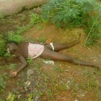 horror 12 year old girl raped to death