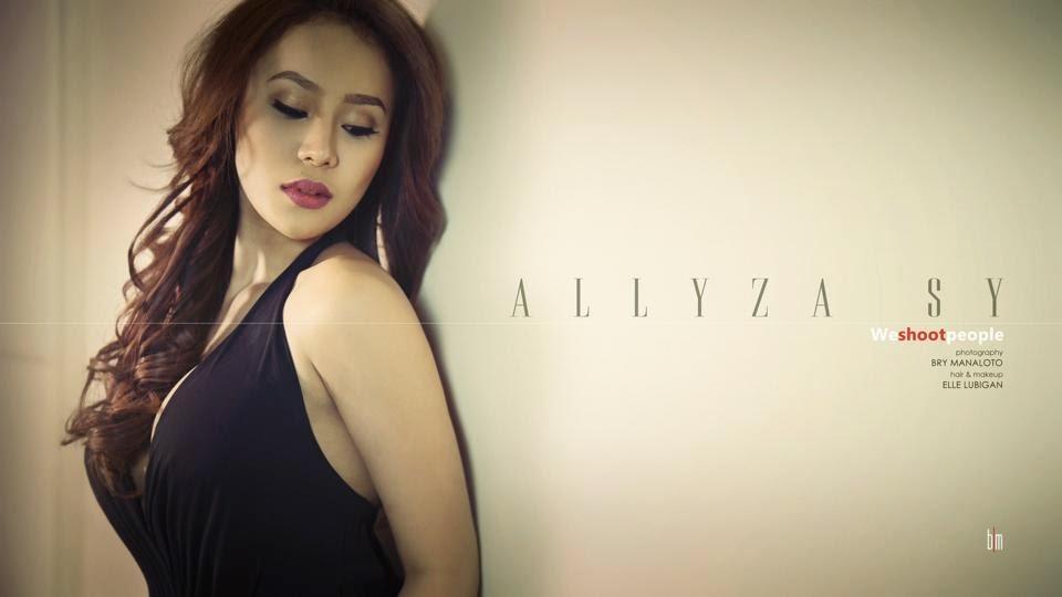 SENSUAL PINAYS: ALLYZA ALLY SY - Stunning Beauty