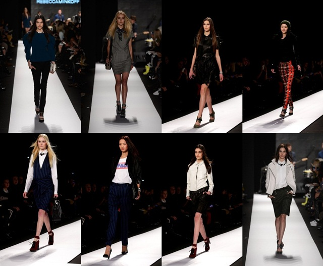 New York Fashion Week - Rebecca Minkoff