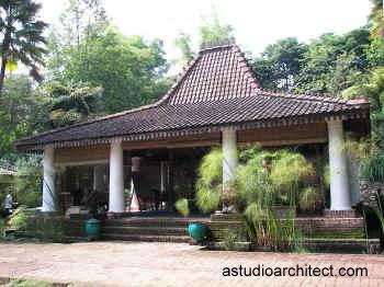 a kaliandra dan telaah tradisi arsitektur nusantara