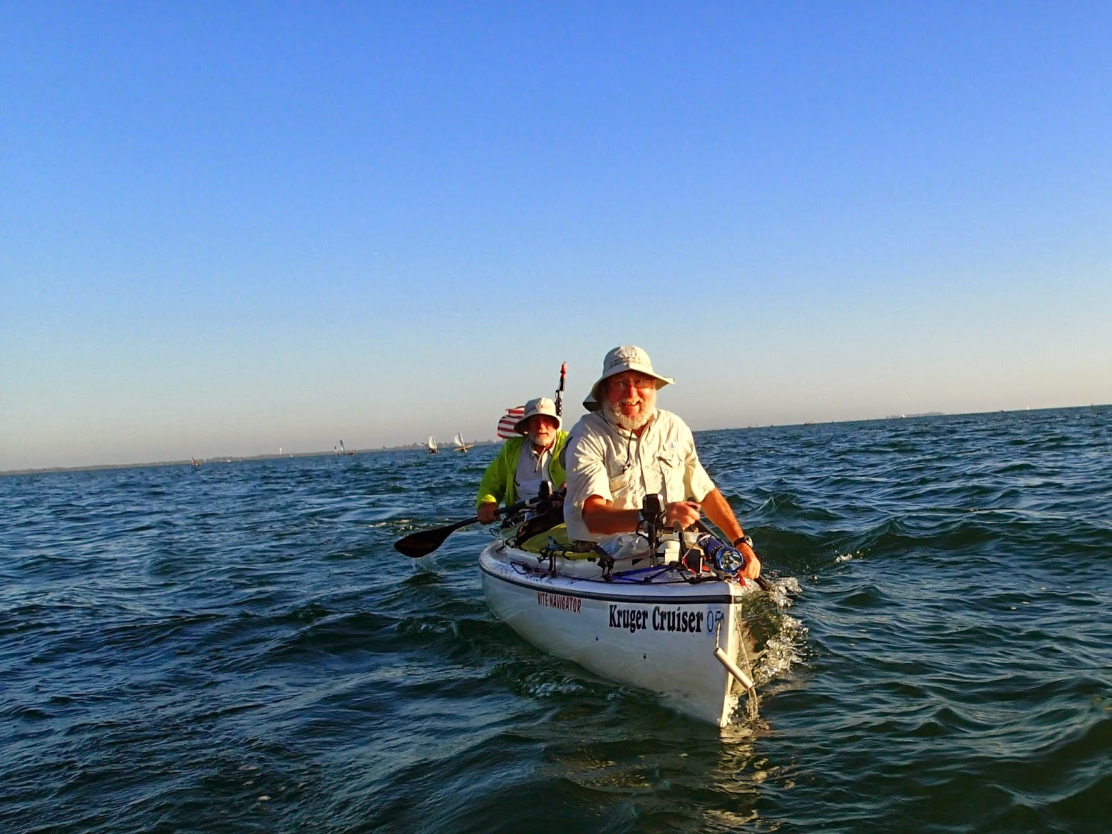 Everglades challenge 2014 day 1 lm small craft coastal day 1 fort desoto to hoagen key 69 miles nvjuhfo Images