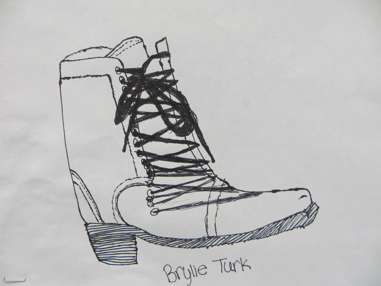 Displaying 17> Images For - Tennis Shoe Drawing...