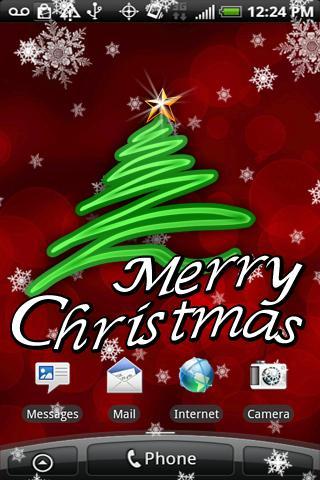 Feliz Christmas Merry Navidad (Spanish)