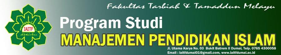 Prodi Manajemen Pendidikan Islam