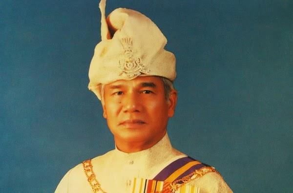Sultan Perak, Sultan Azlan Shah Mangkat