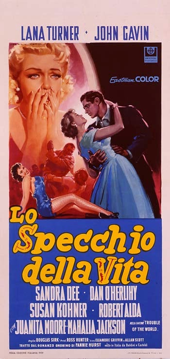 Imitation of life dir douglas sirk 1959 discreet charms obscure objects - Film lo specchio della vita ...