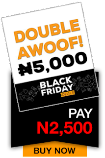 Jumia Black Friday Double Awoof 5000 NGN