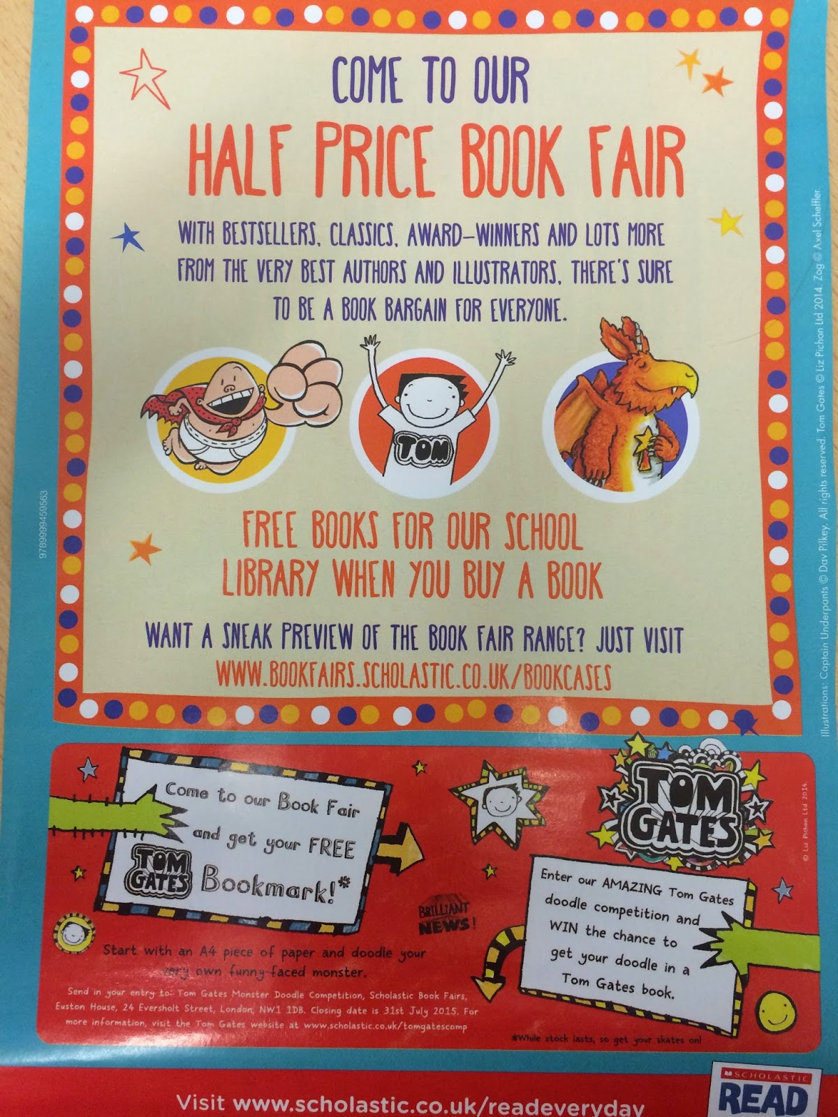 Broadford Primary Half Price Book Fair