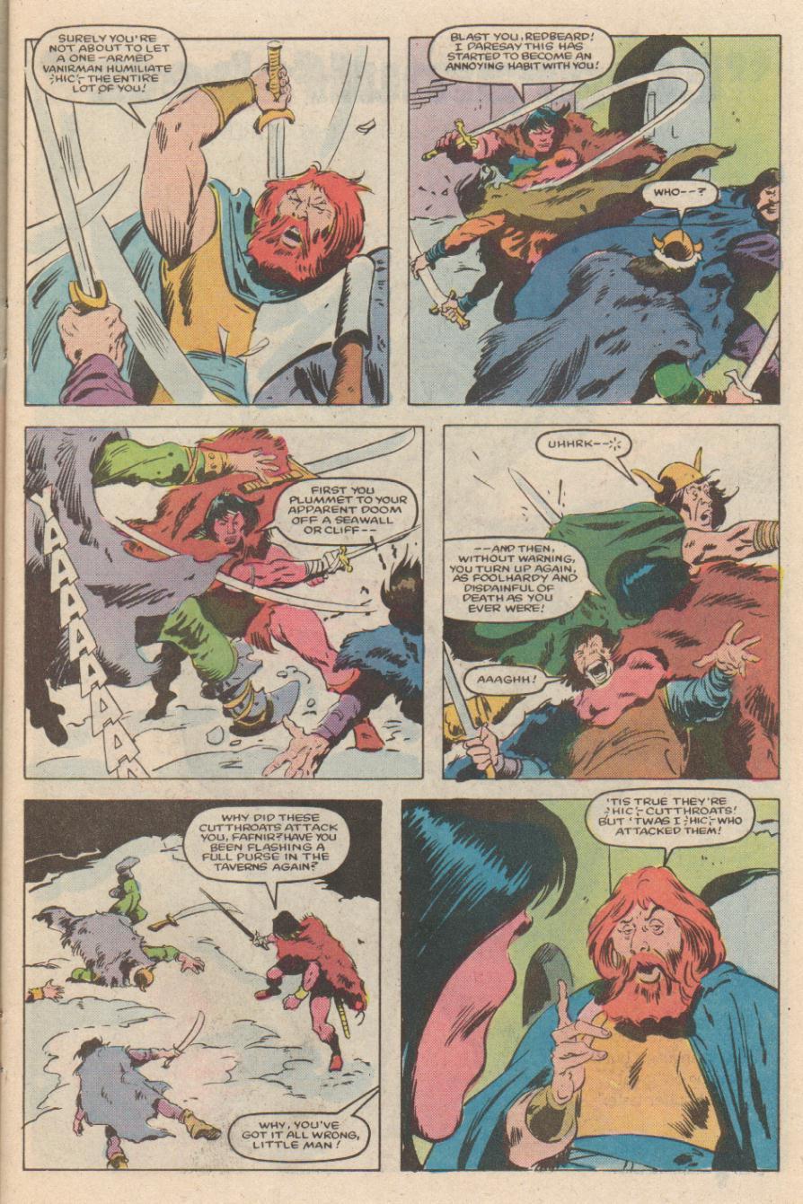 Conan the Barbarian (1970) Issue #170 #182 - English 8