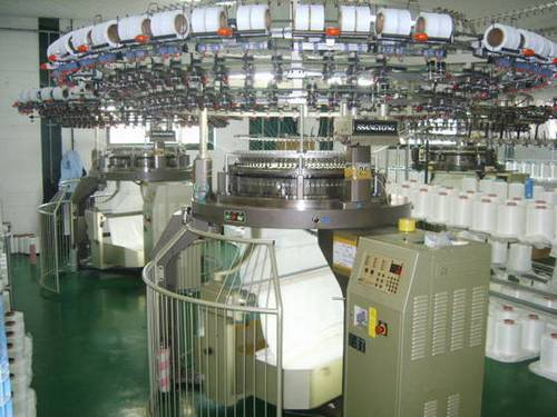 Weft knitting machine