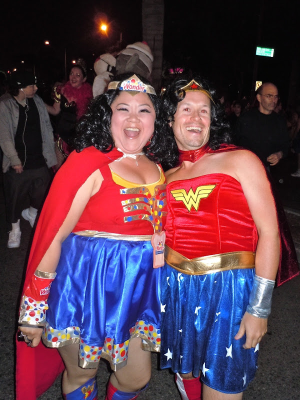 WEHO Halloween Wonder Women