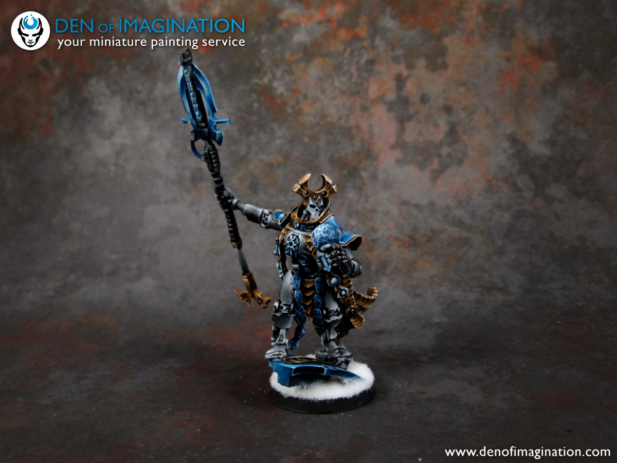 100% authentic 562a6 0b54c Blog - Necron Overlord