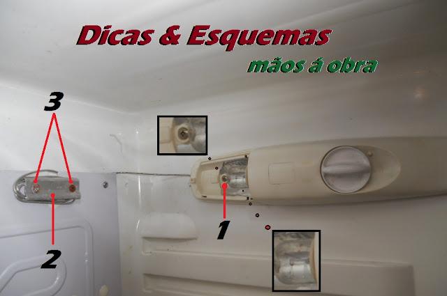 Como reparar o meu frigorifico dicas preciosas dicas for Temperatura frigo da 1 a 7