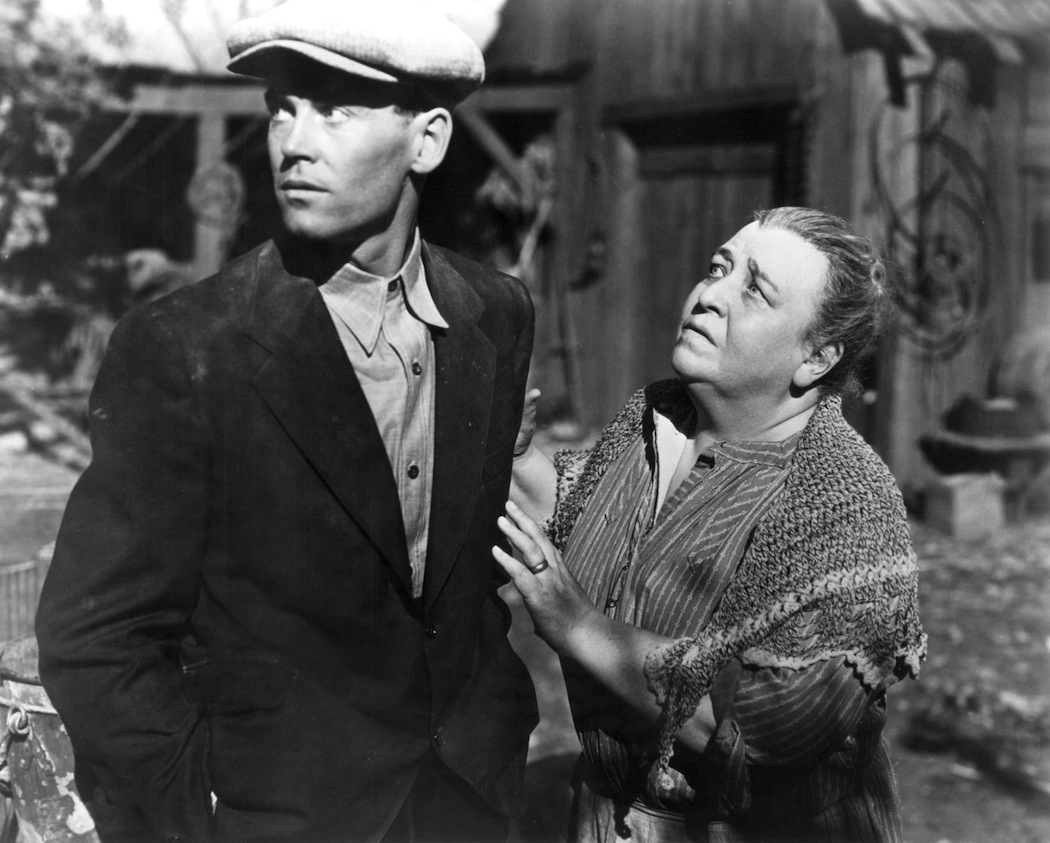 an analysis of the movie the grapes of wrath The grapes of wrath was a huge novel so it only made sense to turn it into a feature motion picture the result is one of the greatest films ever produced.