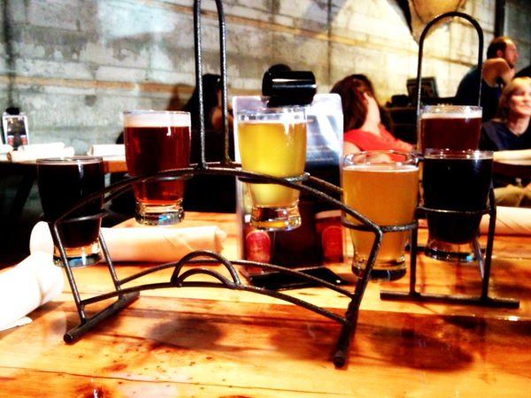 seward brewing company