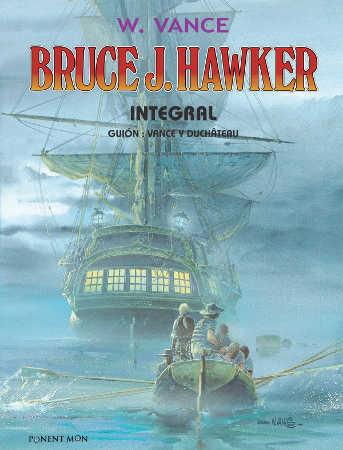 Bruce J. Hawker - William Vance