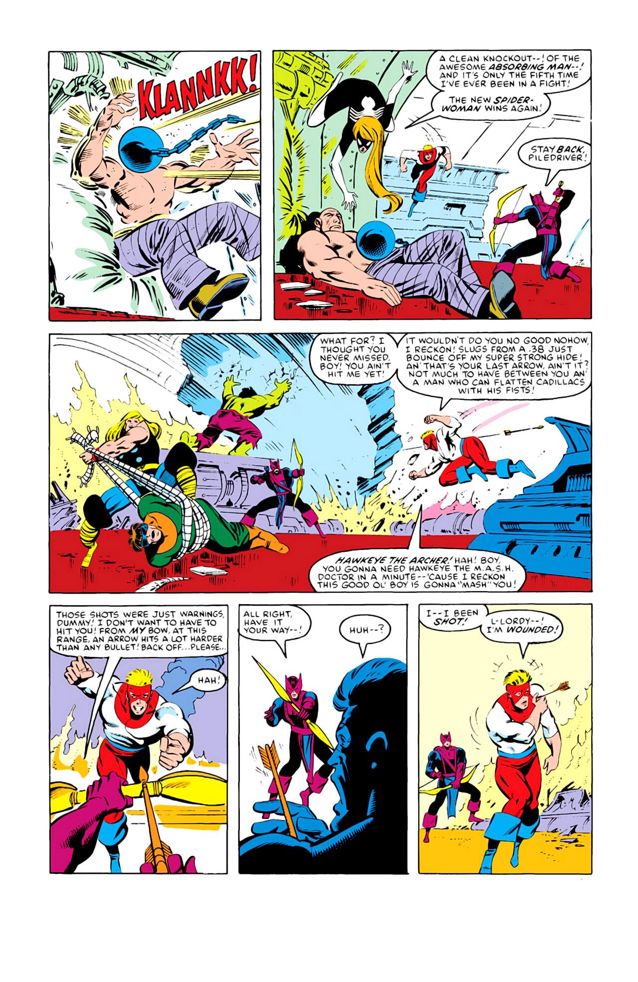 Captain America (1968) Issue #292i #216 - English 9