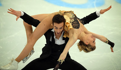 Russia, France, ISU Grand Prix of Figure Skating, Skating, Sports, People, Moscow, Gabriella Papadakis, Guillaume Cizeron, Artur Gachinski, Russia, Tournament, Performance, Performer, Women, Men,
