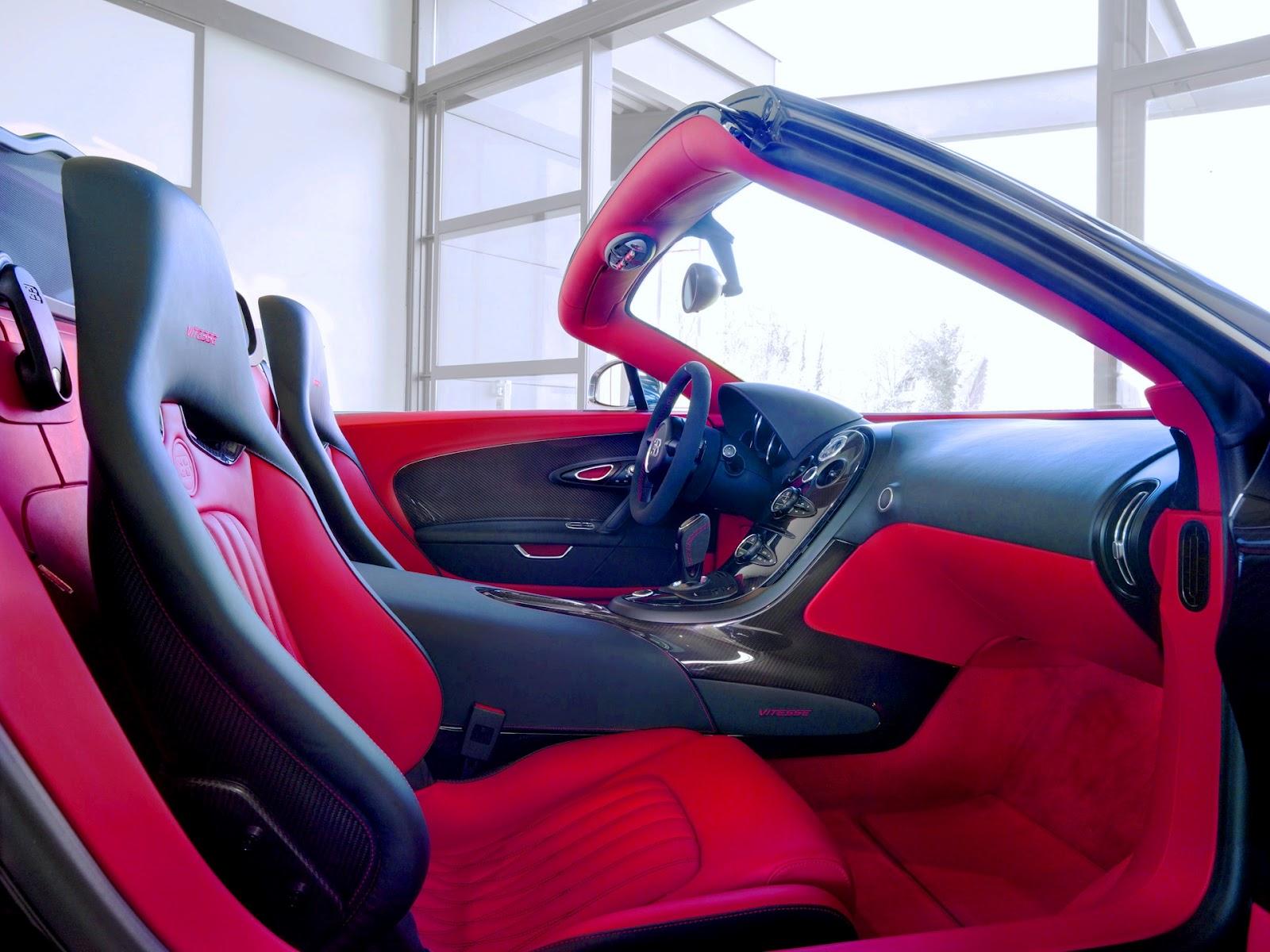 2012-Bugatti-Veyron-Grand-Sport-Vitesse-Black-and-Red-Interior-1920x1440 Fabulous 2012 Bugatti Veyron Grand Sport Vitesse Specs Cars Trend