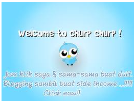 Jom sertai ChurpChurp
