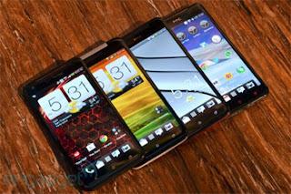HTC Butterfly 2 dan HTC Droid DNA Siap Dirilis