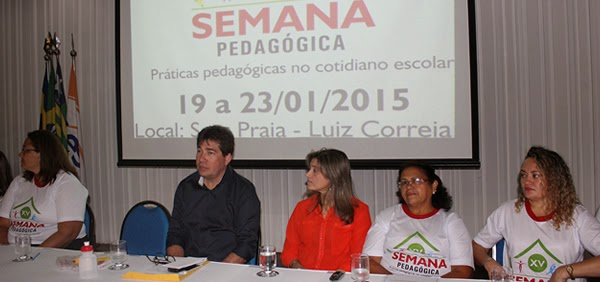 Educadores apresentam carta compromisso para 2015