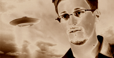 Edward Snowden Talks Aliens and UFO's 2015, UFO Sightings