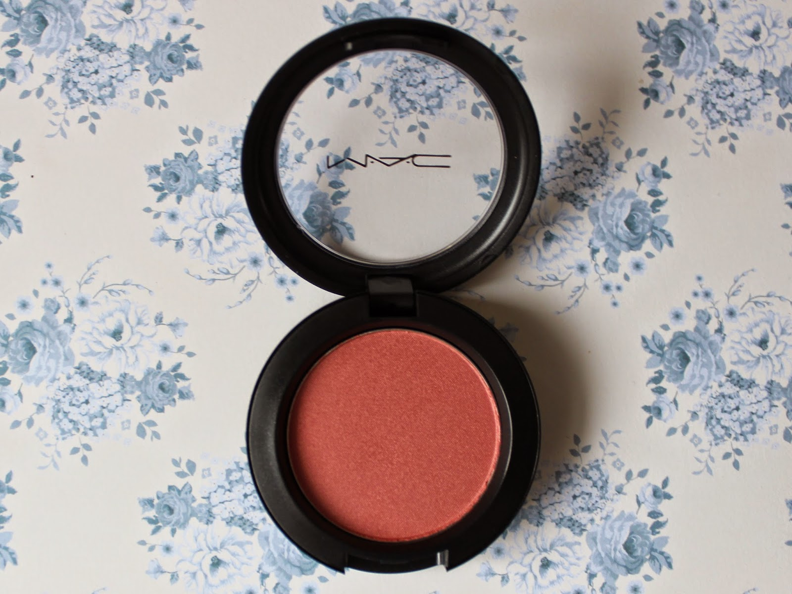 mac peachykeen blusher