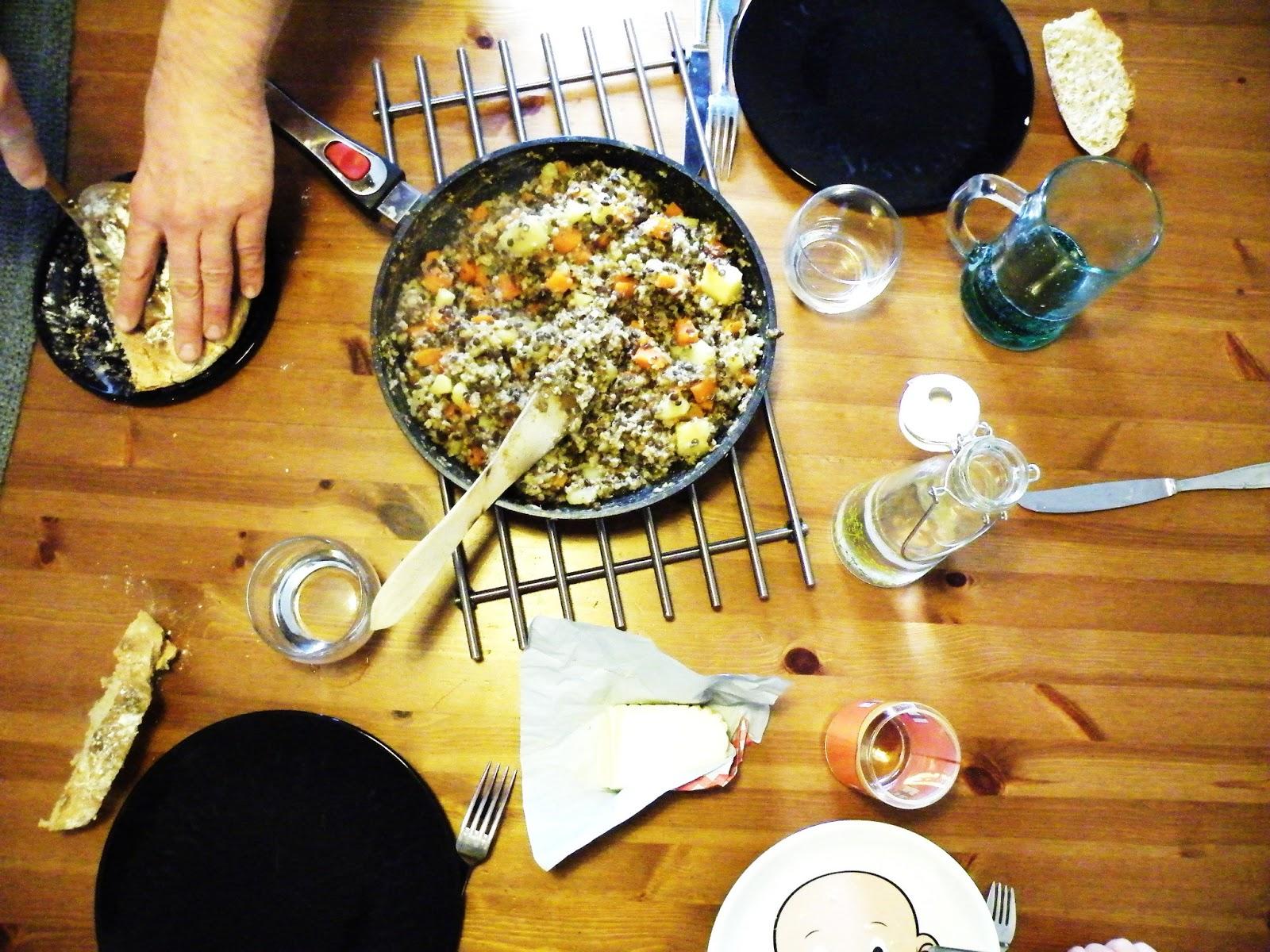 La vie simple de mimi cuisine veg et saine - Cuisine saine et simple ...