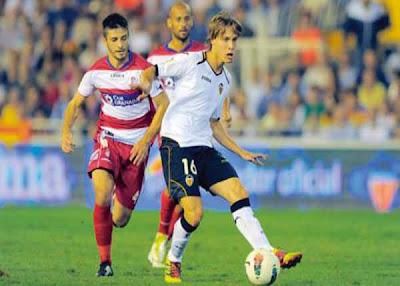 Valencia CF 1 - 0 Granada CF (3)
