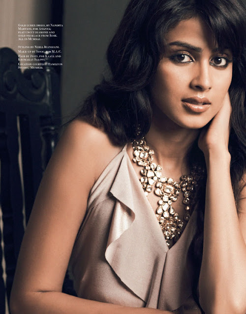 genelia verve shoot latest photos
