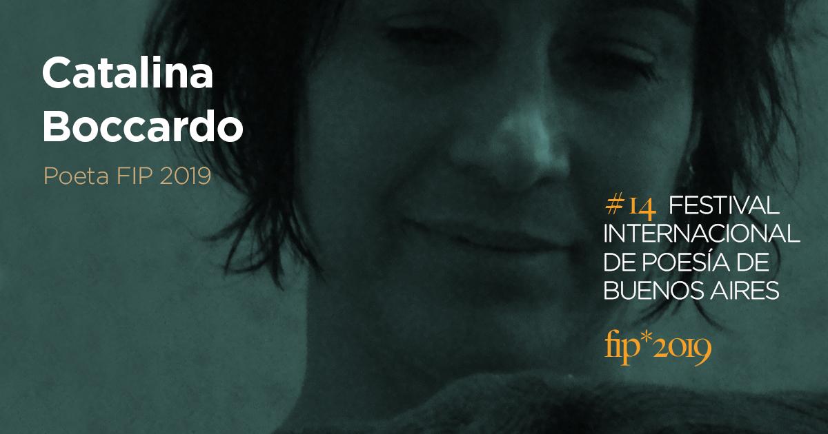 #14 FESTIVAL INTERNACIONAL POESÍA BS AS