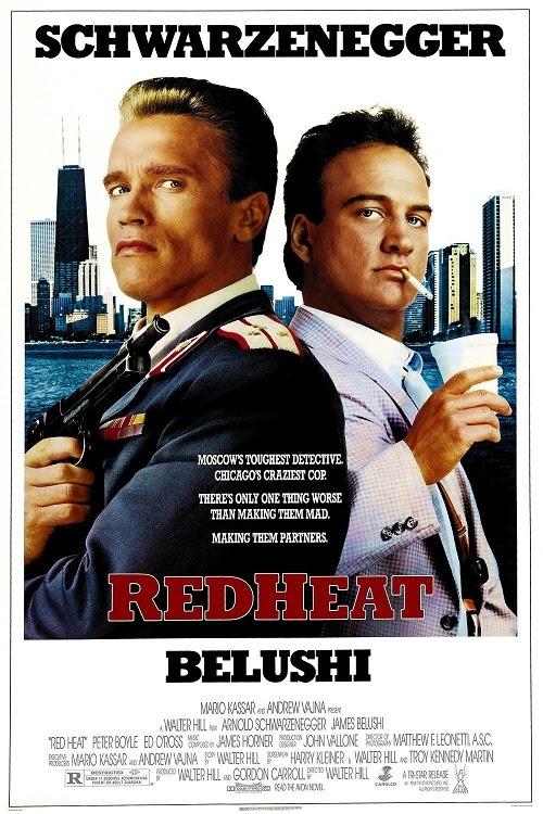 Phim Phiêu Lưu - Hành Động Báo Động Đỏ - Red Heat - 1988