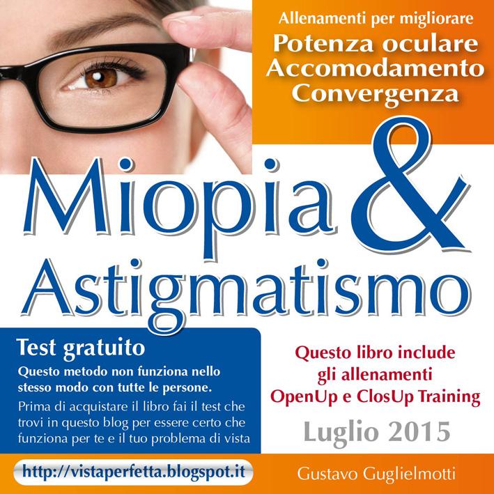 Miopía & Astigmatismo - liberarse con un sólo ejercicio