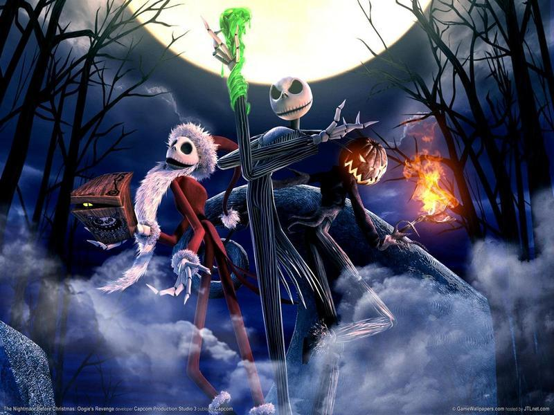 Tiffany Best: the nightmare before christmas wallpaper hd